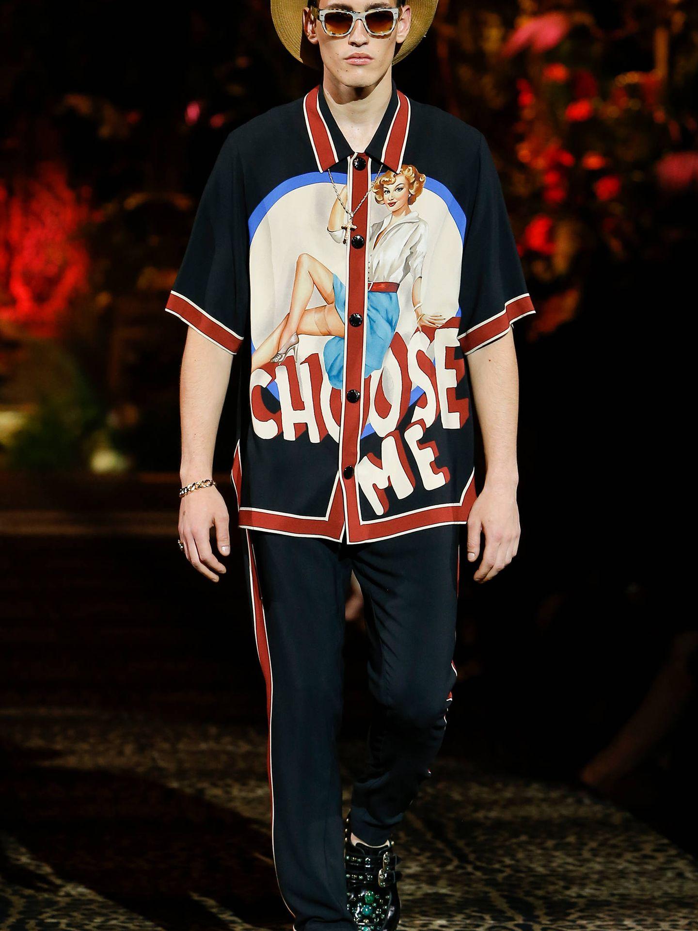 Cortesía de Dolce & Gabbana.