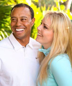 Tiger Woods confirma su relación con la esquiadora Lindsey Vonn