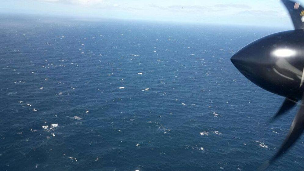 Foto: Autoridades argentinas buscan el submarino ara san juan