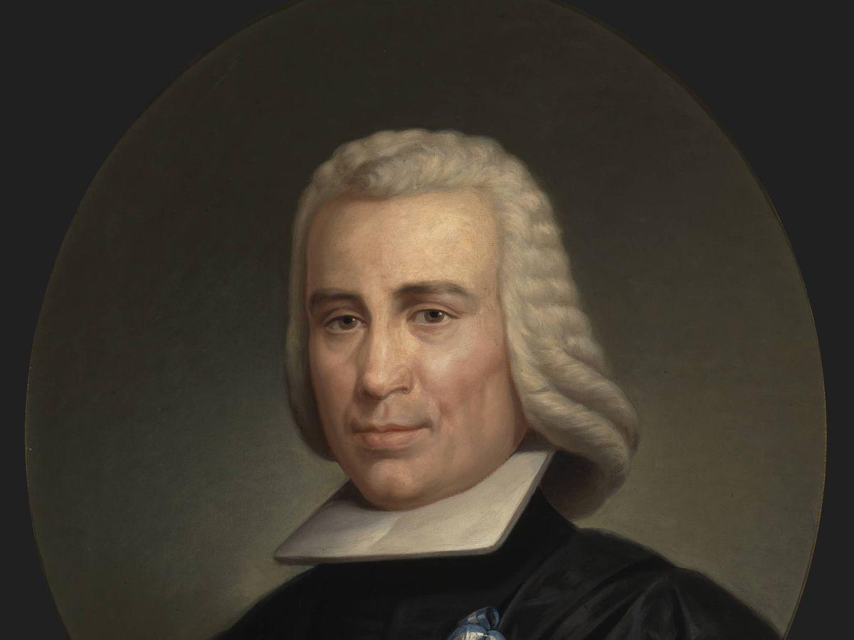 Foto: Un retrato de Pedro Rodríguez de Campomanes.