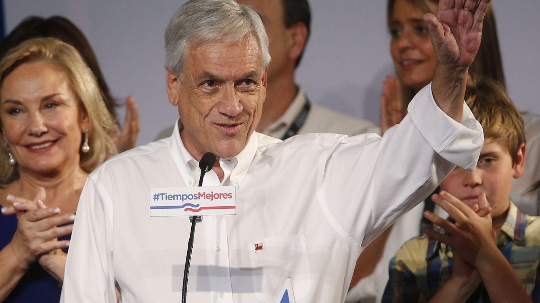 Piñera gana en Chile con menos votos de lo esperado y ante el desencanto con Bachelet