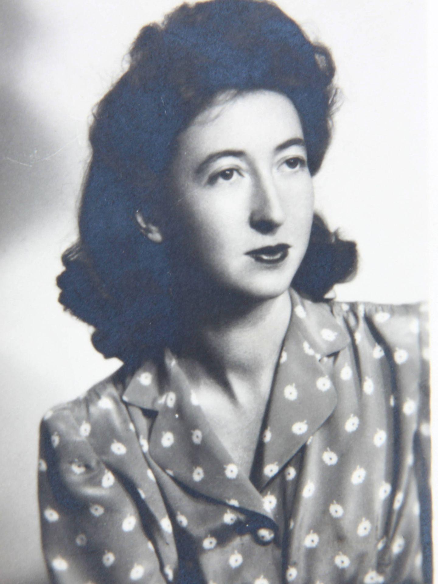 La condesa en una magen cedida por la  Fundación Tatiana Pérez de Guzmán el Bueno.