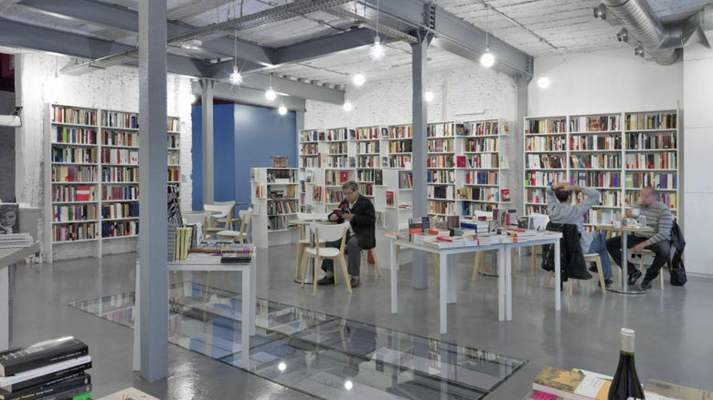 Librería Tipos Infames.