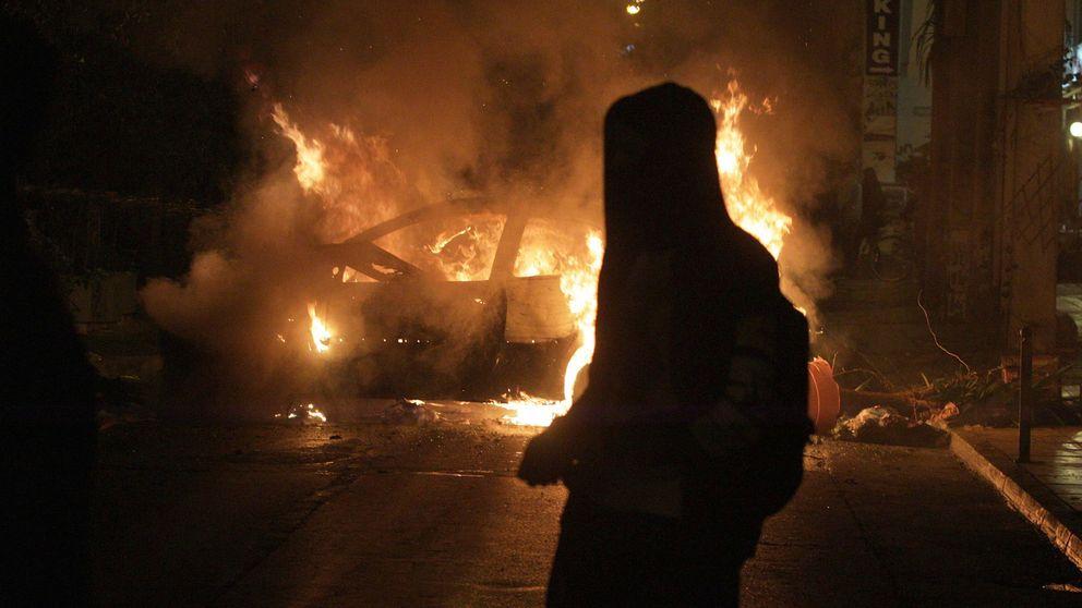 Policía, anarquistas y un barrio de Atenas como tablero político: la batalla por Exarchia