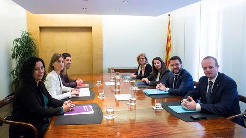 ERC y Comunes pactan subir el IRPF y desnudan la presión fiscal en Cataluña