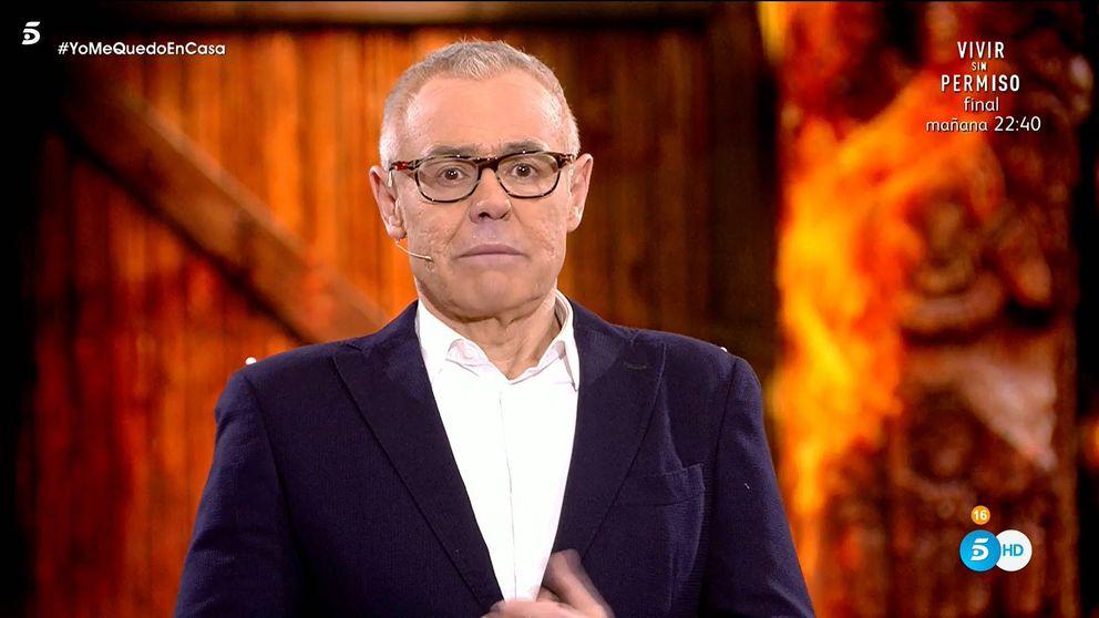 El sincero mensaje de Jordi González en 'Supervivientes 2020' por el coronavirus