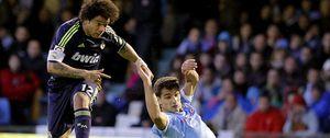 Marcelo recupera la forma en Balaídos cuando el Madrid más lo necesita