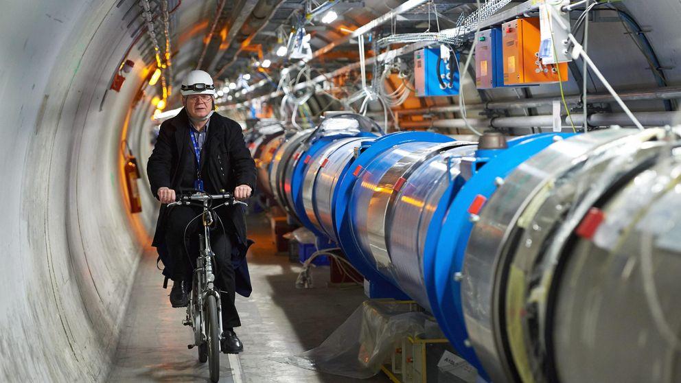 Materia oscura, supersimetría... Esto es lo que buscará el LHC