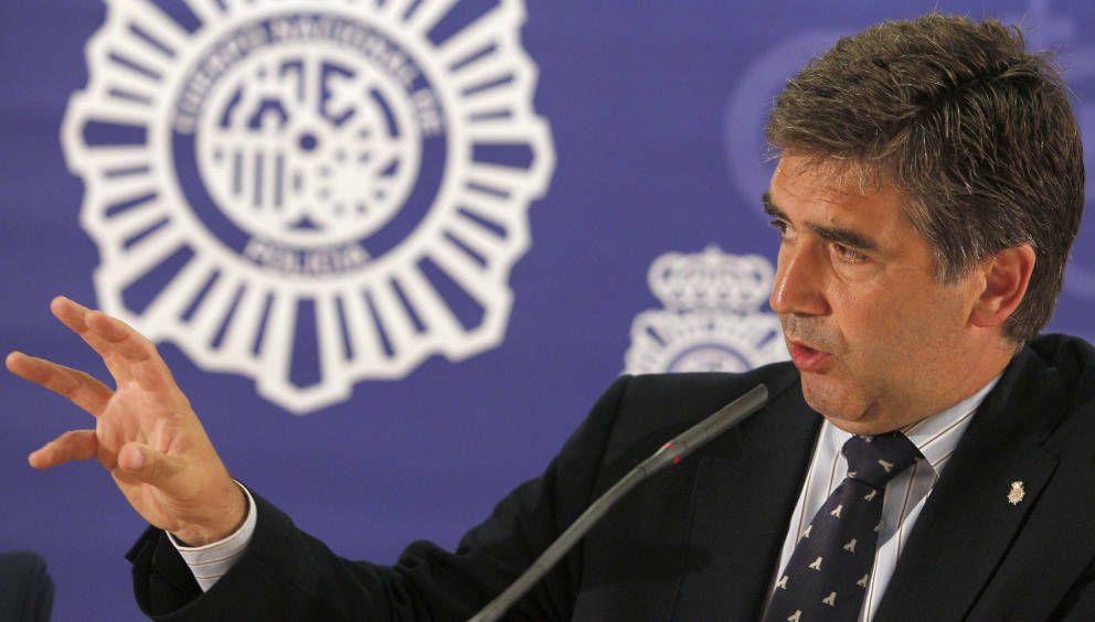 El director general de la Policía, Ignacio Cosidó. (EFE)