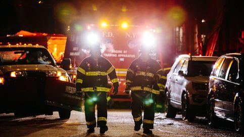 Seis personas fallecidas en un incendio en Nueva York