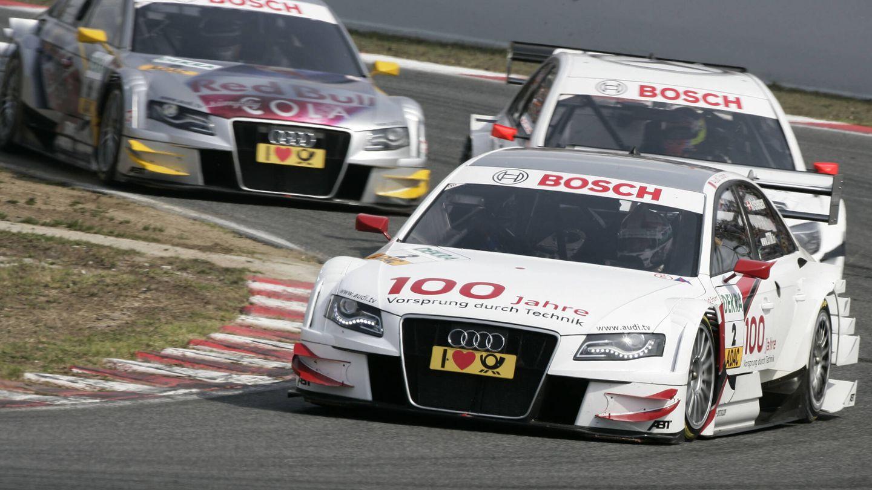 Durante ocho años, entre 2004 y 2011, Audi participó en el DTM con el A4, logrando tres títulos de Marcas y cinco de Pilotos.
