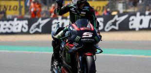 Post de Zarco vuelve a dejar en evidencia a las Yamaha de Rossi y Viñales