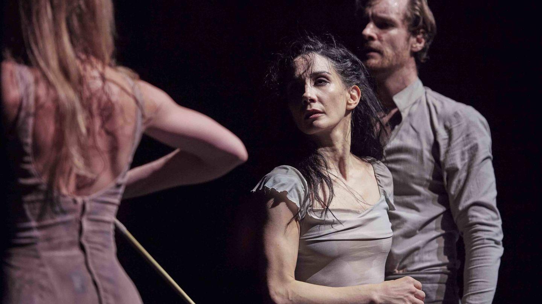 Tamara Rojo es 'Gisele'. Foto: Laurent Liotardo