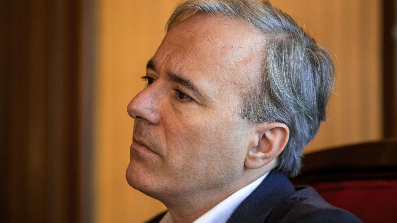 Foto: El nuevo alcalde de Zaragoza, Jorge Azcón. (EFE)