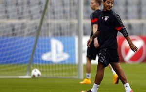 La cautela de Guardiola y el mimo del Bayern, sin efecto para Thiago