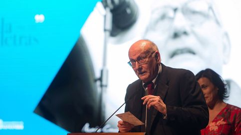 Mario Camus homenajea a quienes enseñan a leer