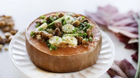 Receta de calabaza rellena de queso y maíz: un bol natural lleno de sorpresas