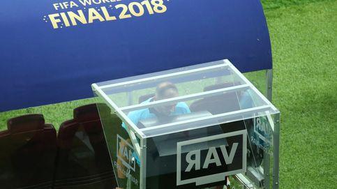 Así ha beneficiado el VAR a los equipos más fuertes del Mundial, ¿ocurrirá igual en Liga?