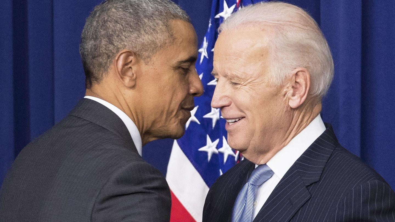 Barack Obama y Joe Biden. (EFE)