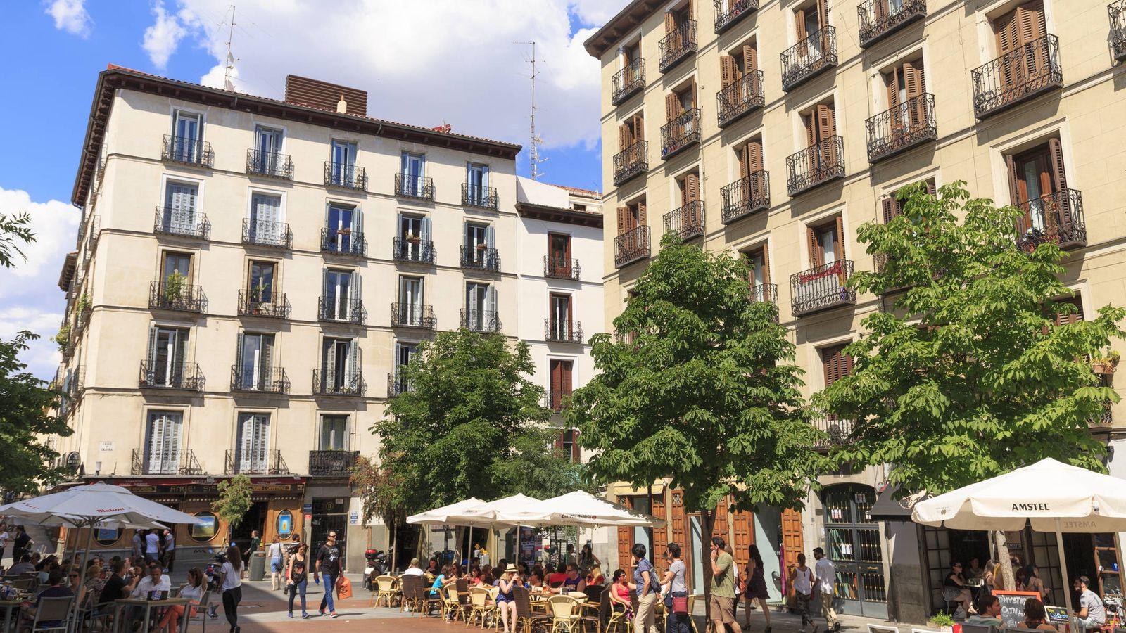 Foto: La plaza que da nombre al barrio. (iStock)