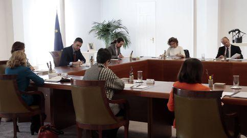 Pablo Iglesias interrumpe su cuarentena para acudir al Consejo de Ministros