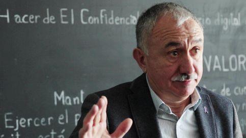 """Pepe Álvarez: """"Los efectos económicos del 'procés' todavía no han llegado"""""""