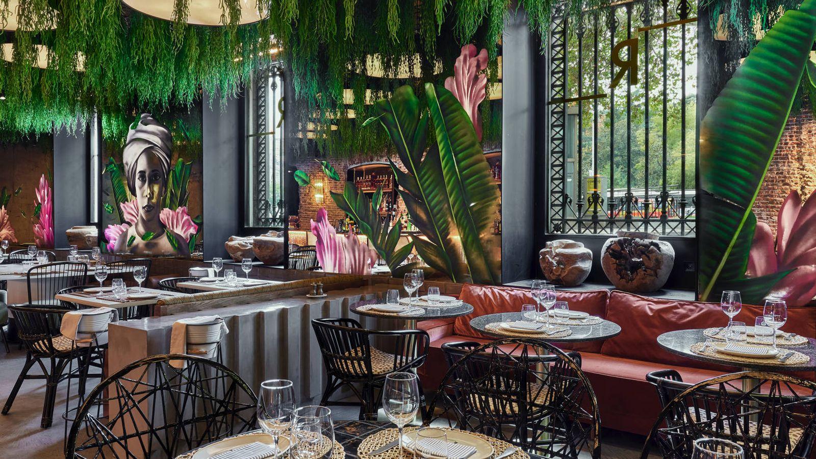 Foto: Raimunda, el restaurante con terraza al que hay que ir. (Cortesía)