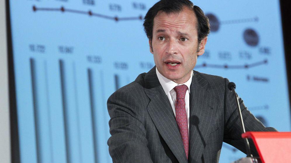 Foto: El ex consejero delegado de Banco Santander, Javier Marín. (EFE)