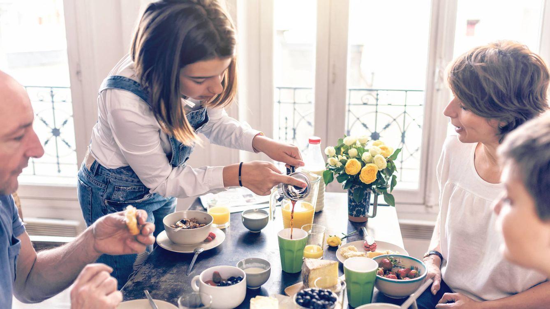 Siete alimentos que desayunas y que te impiden tener un vientre plano