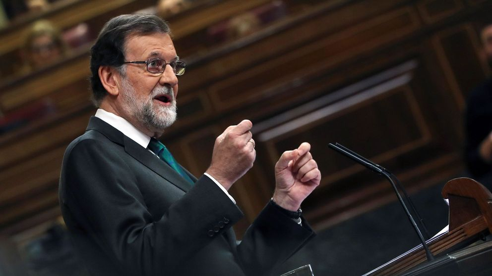 Rajoy recuerda que el PSOE dijo que no iba a pactar con independentistas