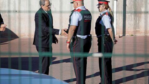La Guardia Civil 'cazó' conversaciones entre Torra y los CDR