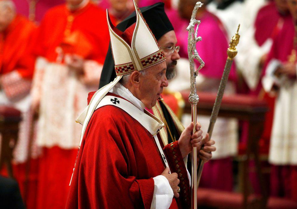 Foto: El papa Francisco, este 29 de junio en el Vaticano. (Reuters)