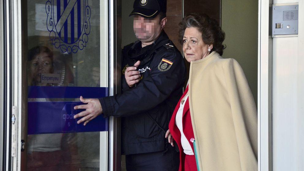 El Supremo abre causa contra Rita Barberá por blanqueo de capitales