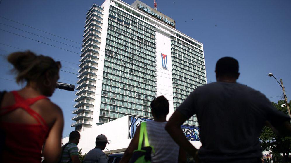 Foto: Vista general del hotel Habana Libre, en La Habana, Cuba. (Reuters)