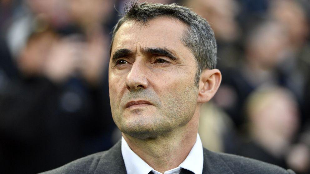 La deuda del vestuario del Barcelona con Ernesto Valverde: la Copa del Rey, al recaste