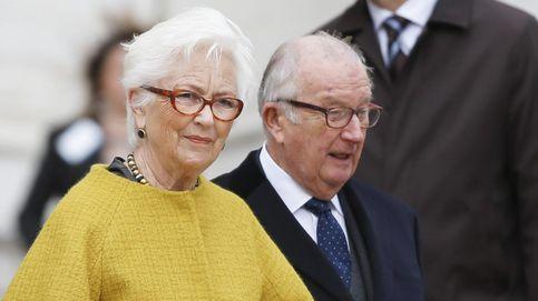 La estrategia de Alberto y Paola de Bélgica para evitar que Delphine Boël herede su fortuna
