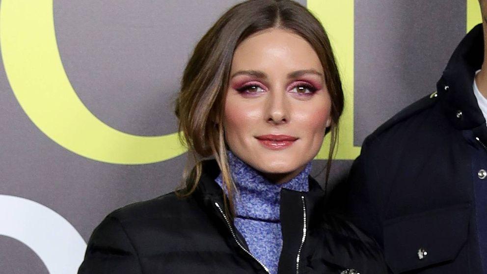 Olivia Palermo o cómo llevar sombras rosas y trenzas sin ser una hortera