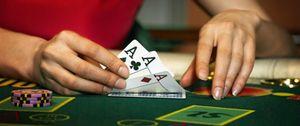 """Foto: """"Ser jugador de póquer es parecido a ser un broker; se puede ganar bastante dinero"""""""