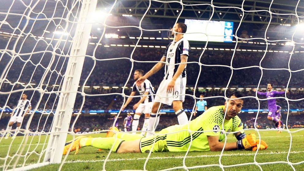 La maldición europea de Buffon y esa llamada de Florentino que nunca llegó