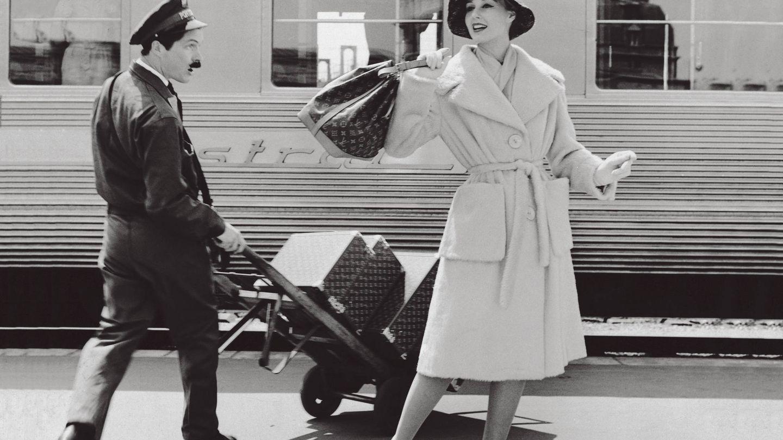 Imagen histórica cedida por Louis Vuitton. (Cortesía)