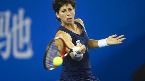 Carla Suárez cae ante la 104º del mundo y se queda sin ir al Masters de Singapur