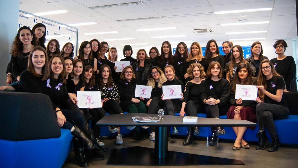 Por qué las mujeres de El Confidencial apoyamos la huelga feminista del 8-M