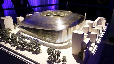 Florentino y el bautizo con gasolina del Bernabéu (aun sin su remodelación)