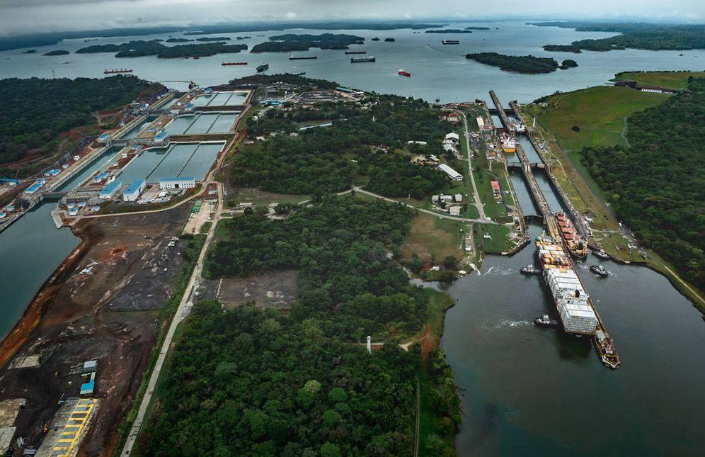 Foto: Canal de Panamá