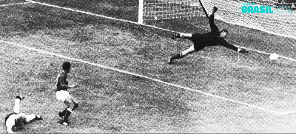 Foto: Inglaterra '66: el Mundial del 'gol fantasma'