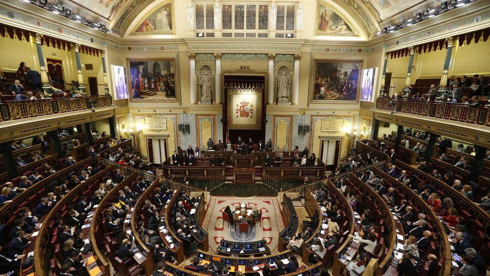 La OCDE revela que España cuenta con la clase política que genera menor confianza