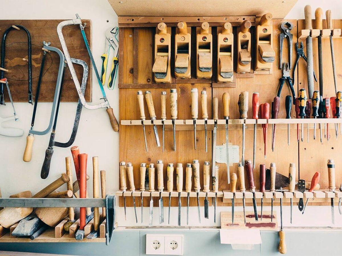 Foto: Los organizadores de herramientas mantendrán el orden todo tu bricolaje (Pixabay)