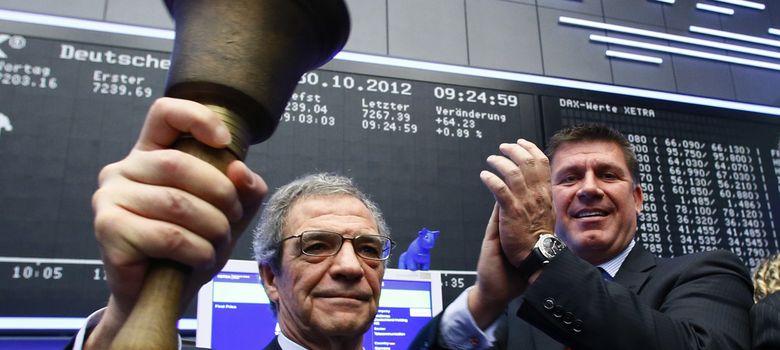 Foto: César Alierta (Reuters)