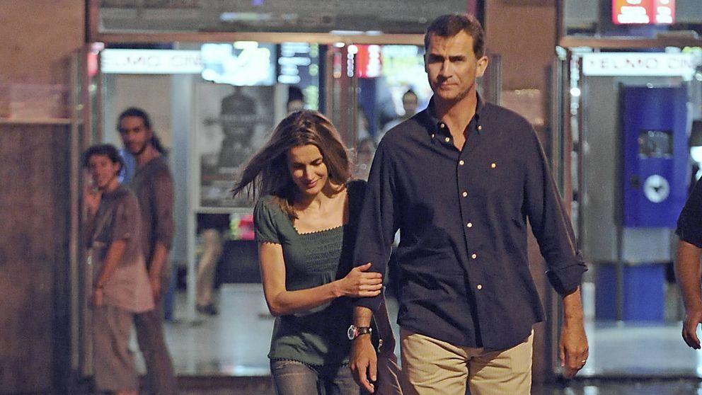 De 'Aliados' a 'Deadpool': las salidas cinéfilas de Felipe y Letizia en 2016