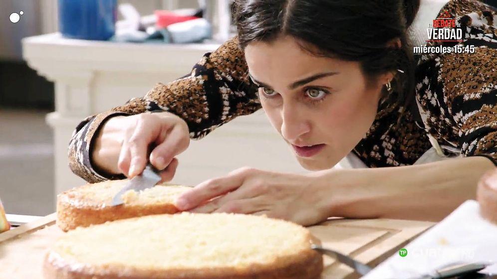 Foto: Steffana en 'Bake Off España'. (Mediaset)